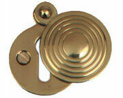 Reeded Cover Escutcheon
