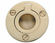 Samuel Heath Round Flush Ring