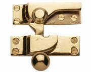 Croft Sash Fastener with Ball Knob