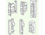 Rebate Set 13mm  All Imperial Horizontal Locks/Latches