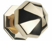Croft Pointed Octagon Centre Door Knob