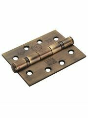Carlisle Brass Double Ball Bearing Hinge - 100x75mm