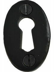 Cardea Escutcheon Oval Open