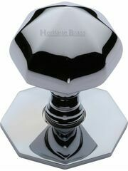 Marcus Pointed Octagon Centre Door Knob
