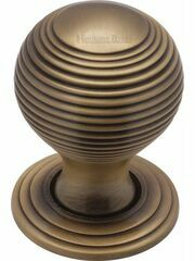 Marcus Reeded Cabinet Knob