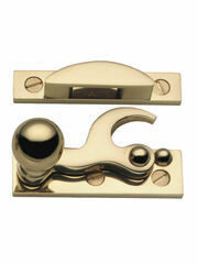 Ball Knob Sash Fastener Locking