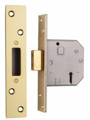 5 Lever Union Mortice Deadlock (BS3621)