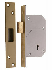 Union 5 Lever Mortice Detainer Lock (BS3621)