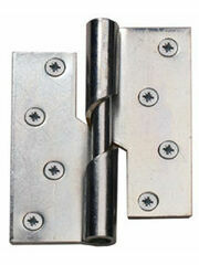 Full Box of Right Hand Rising Butt Hinges - 100x82mm