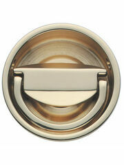 Landsdown Circular Flush Ring Door Handle