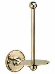 Samuel Heath Curzon Spare Toilet Roll Holder