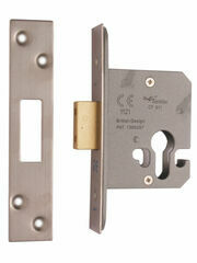 Carlisle Brass Euro Deadlock Case