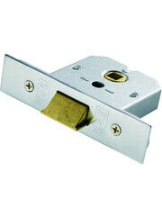 Carlisle Brass Eurospec Flat Mortice Latch
