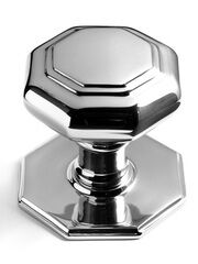 Samuel Heath Octagonal Centre Door Knob