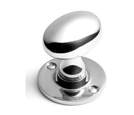 Samuel Heath Profile Oval Knob Rimset