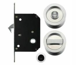 Bathroom Sliding Door Lock Set