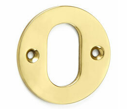 Croft Oval Profile Escutcheon