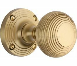 Marcus Reeded Mortice Door Knob