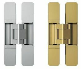 3 Way Adjustable Concealed Hinge 160x31mm
