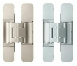 3 Way Adjustable Concealed Hinge 190x34mm