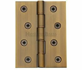 Marcus Brass Hinge with Phosphor Washers