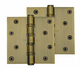 M Marcus Ball Bearing Brass Door Hinge