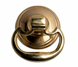 Cardea Cavendish Carriage Drop Ring Handle