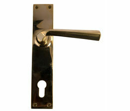 Cardea Tapered Traditional Multipoint Espagnolette Lever