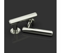Oliver Knights Ginglain Lever Handle