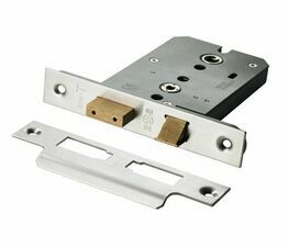 Eurospec Bathroom Horizontal Lock