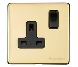 Marcus Vintage (1-2 Gang) Switched Socket