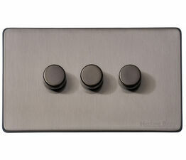 Marcus Vintage (1-3 Gang) Trailing Edge Dimmer