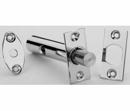 Lansdown Privacy Mortice Rack Bolt (82mm)