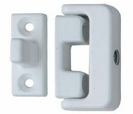 Casement Window Lock Yale (use key AC244) in White