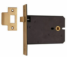 Mortice Latch Two Way Medium Sprung