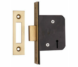 Imperial Locks Dead Lock 3 Lever