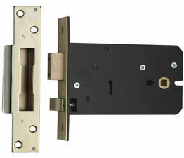 Imperial Locks Horizontal Sash Lock 5 Lever (Non BS)