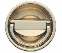 Lansdown Circular Flush Ring Door Handle