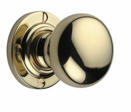 Lansdown British Made Bun Mortice Knob