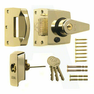 Double Locking Night Latch British Standard (BS3621)