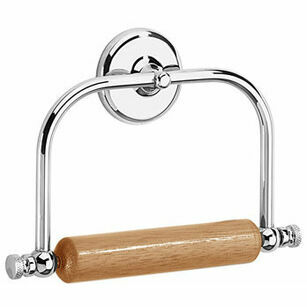Samuel Heath Novis Toilet Roll Holder