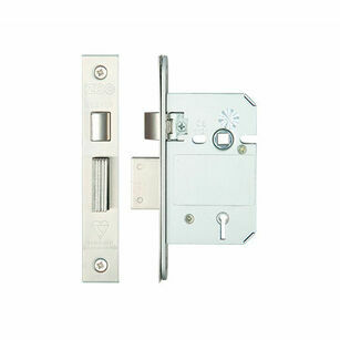 Zoo British Standard Five Lever Sash Lock