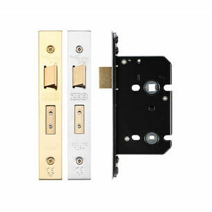 Zoo Bathroom Sash Lock