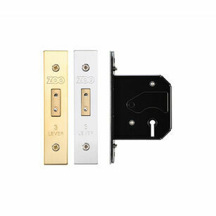 Zoo 3 Lever UK  Union Replacement Dead Lock