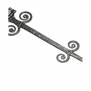 Kirkpatrick Decorative Hinge