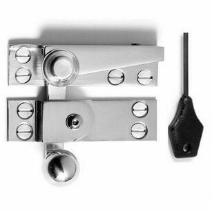 Samuel Heath Knob Locking Sash Fastener