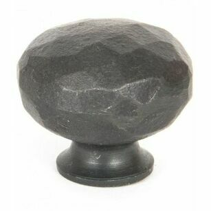 From The Anvil Hammered Cabinet Knob
