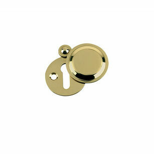 Zoo Covered Keyway Escutcheon