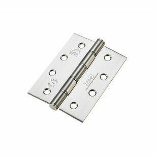Zoo Washered Stainless Steel Hinge (100mm x 75mm)