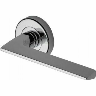 Marcus Pyramid Lever Handle